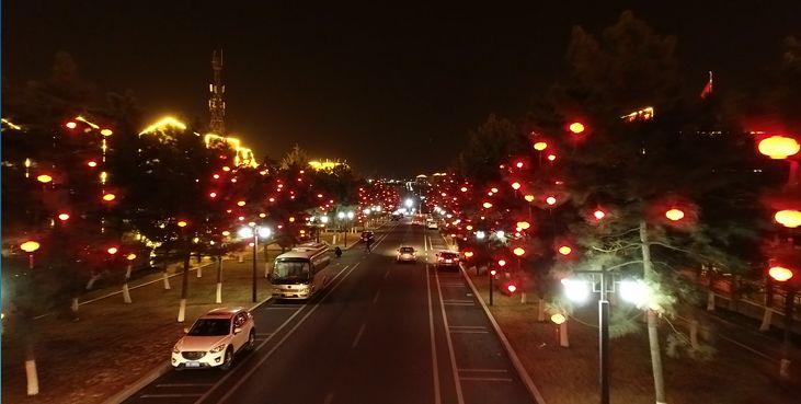 亮化工程 照明工程 城市亮化